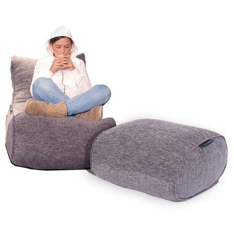 Evolution Chaise Package Sett Luscious gray