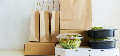 Common Materials Used To Make Your Take Out Food Containers