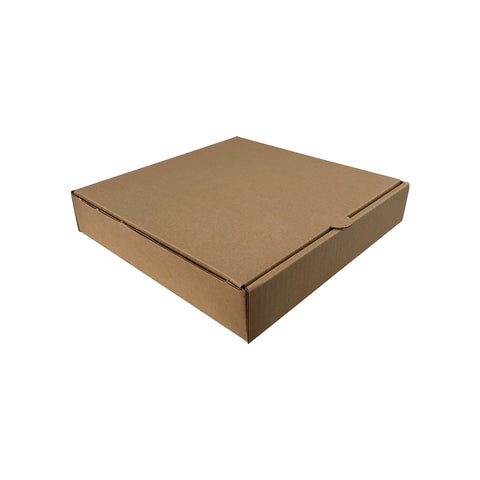 "10"" Brown Pizza Box - 20 pcs/pack"