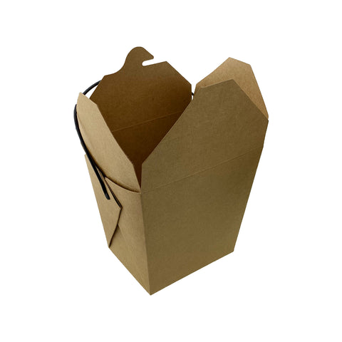 Handle Lunch Box (32oz) - 100 pcs/pack