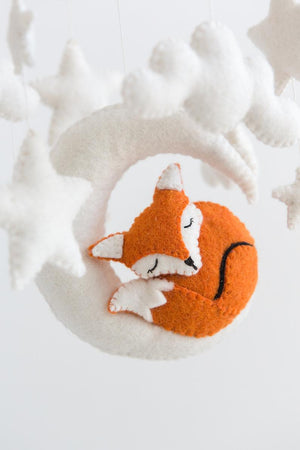 Fox on Moon Mobile