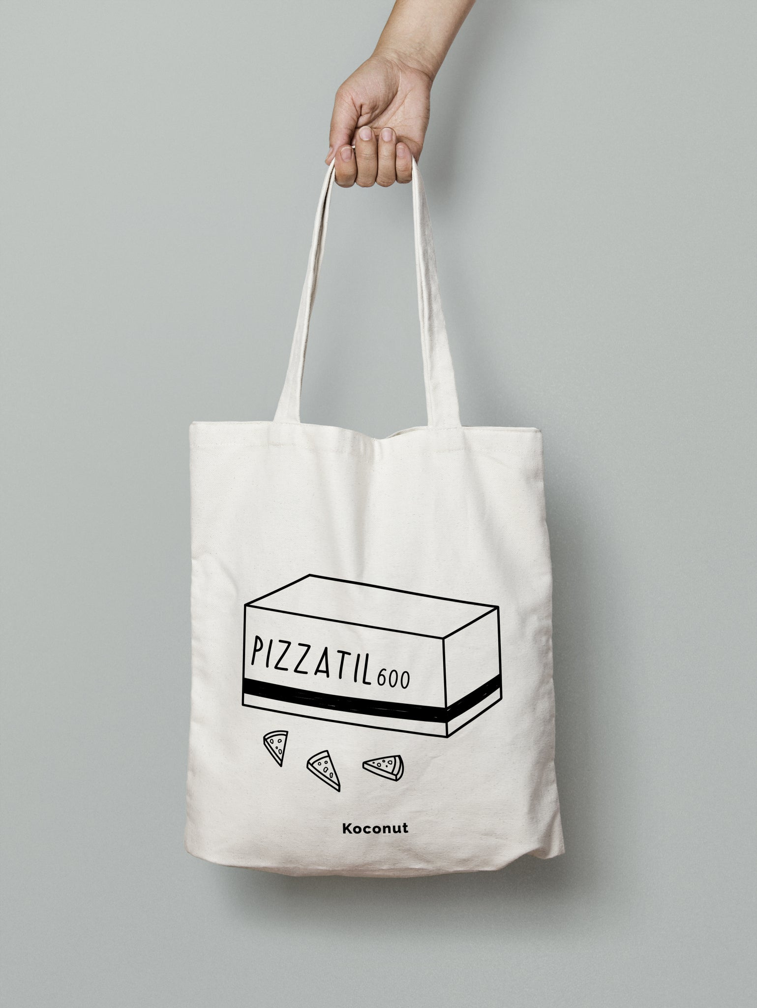 TOTE BAG PIZZATIL