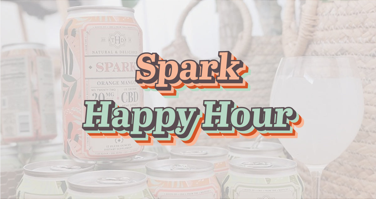 Spark Happy Hour