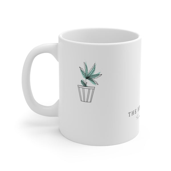 From The Roots Up Ceramic Mug
