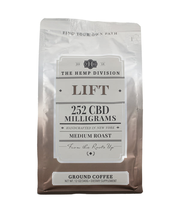 THD Lift Ground Coffee