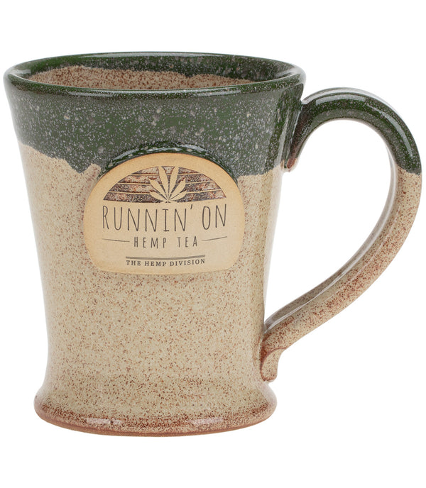 Runnin' On Hemp Tea Mugs