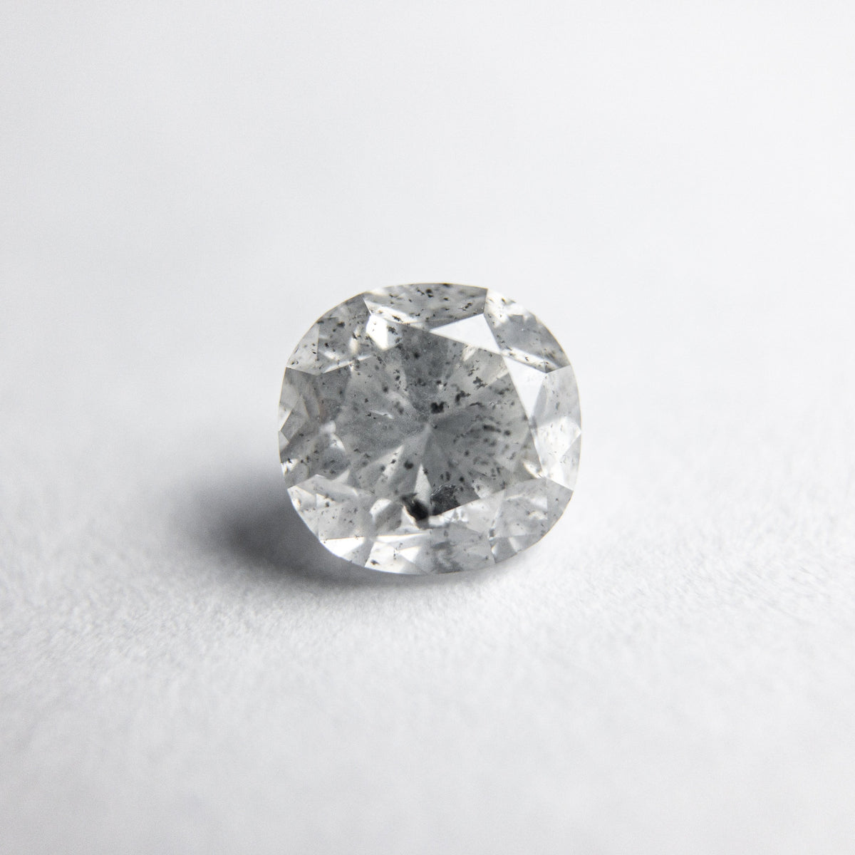 0.72ct 5.30x5.12x3.76mm Cushion Brilliant 18026-05