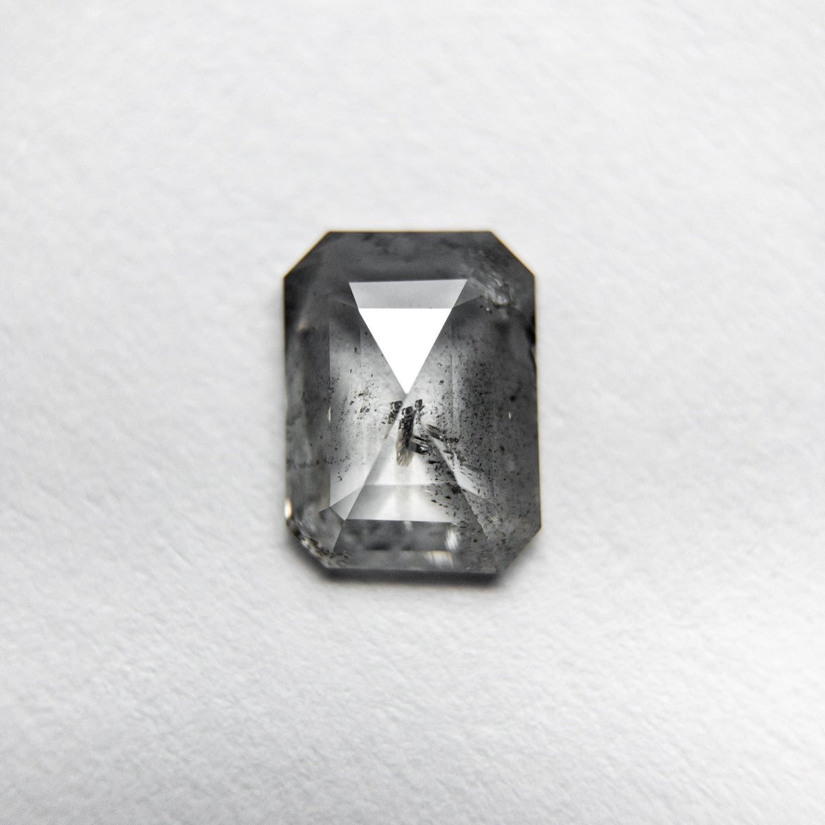 0.54ct 6.28x4.66x1.90mm Cut Corner Rectange Rosecut 18061-26