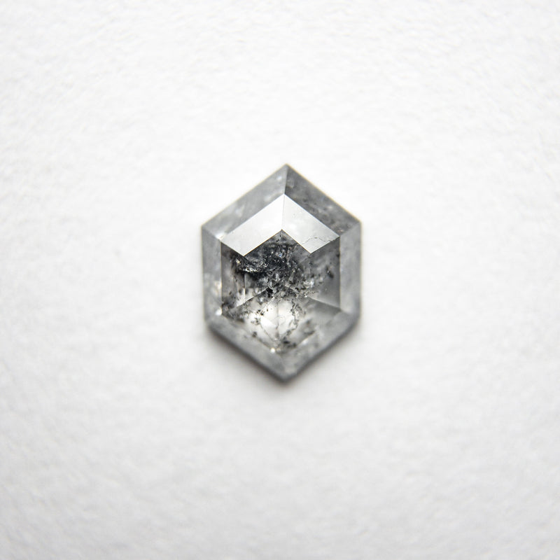 0.73ct 7.31x5.42x2.37mm Hexagon Rosecut 18134-01