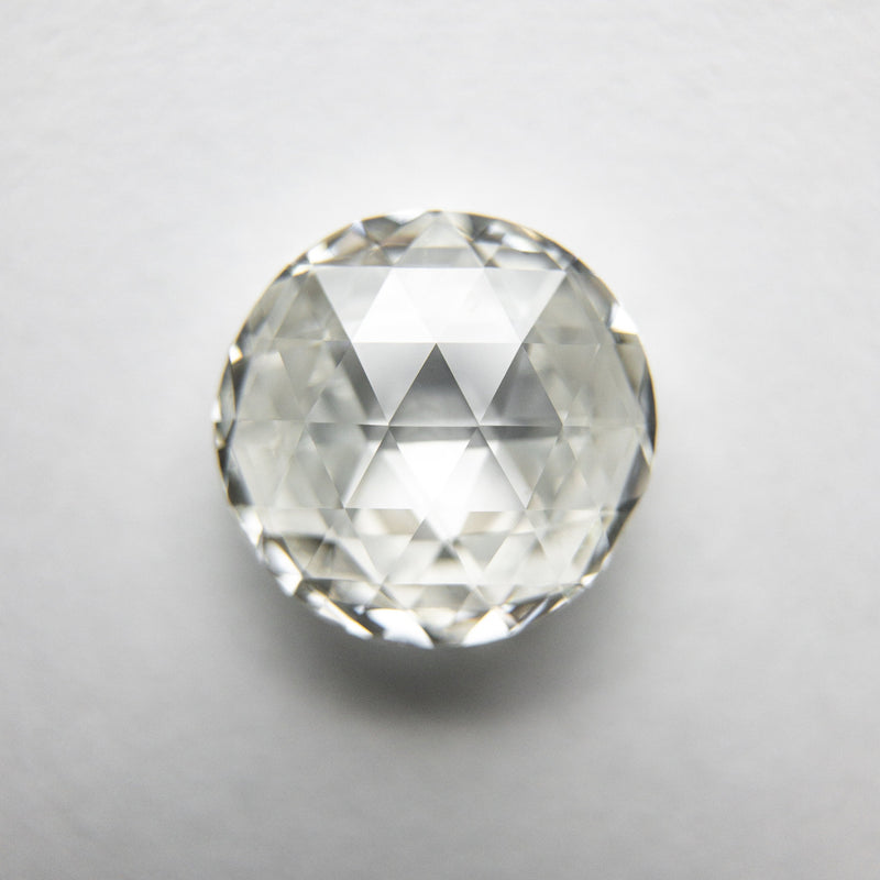 1.68ct 8.00x7.81x3.36mm Round Double Cut 18162-01