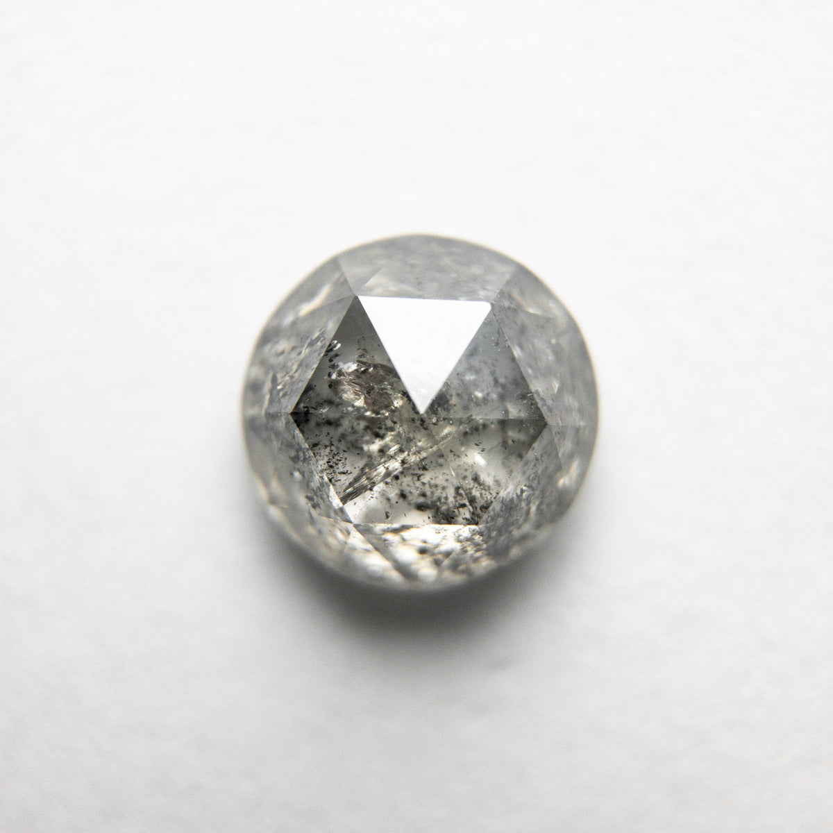 1.54ct 7.01x6.85x3.55mm Round Rosecut 18194-11