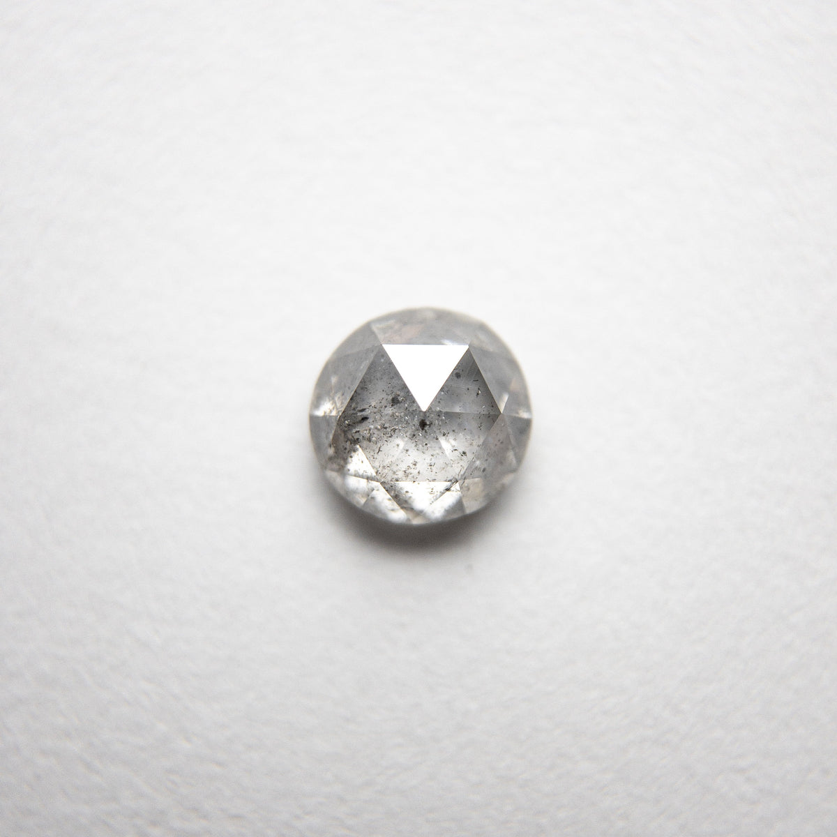 0.56ct 5.06x5.02x2.45mm Round Rosecut 18227-06