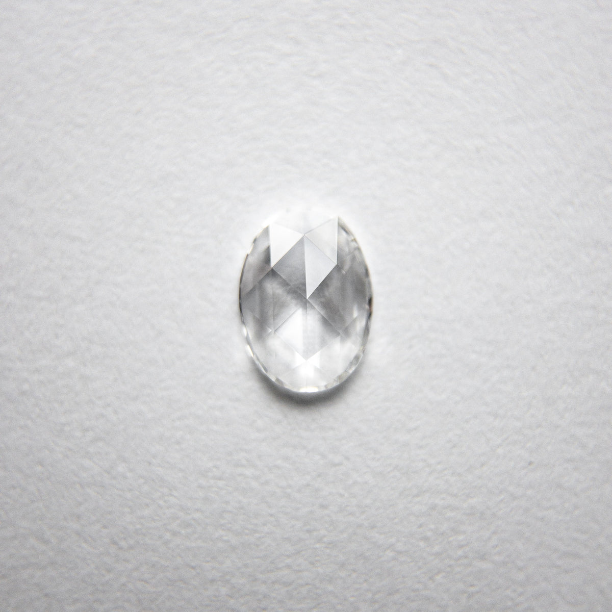 0.26ct 5.76x4.17x1.27mm Oval Rosecut 18238-07