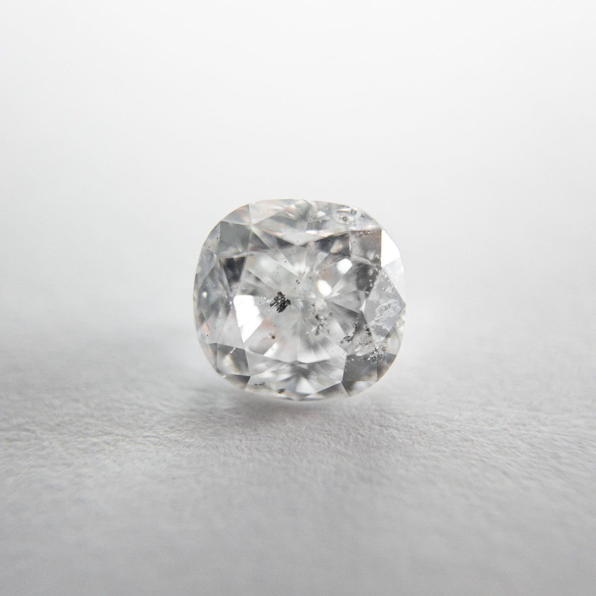1.07ct 6.46x5.65x3.30mm Cushion Cut 18245-02