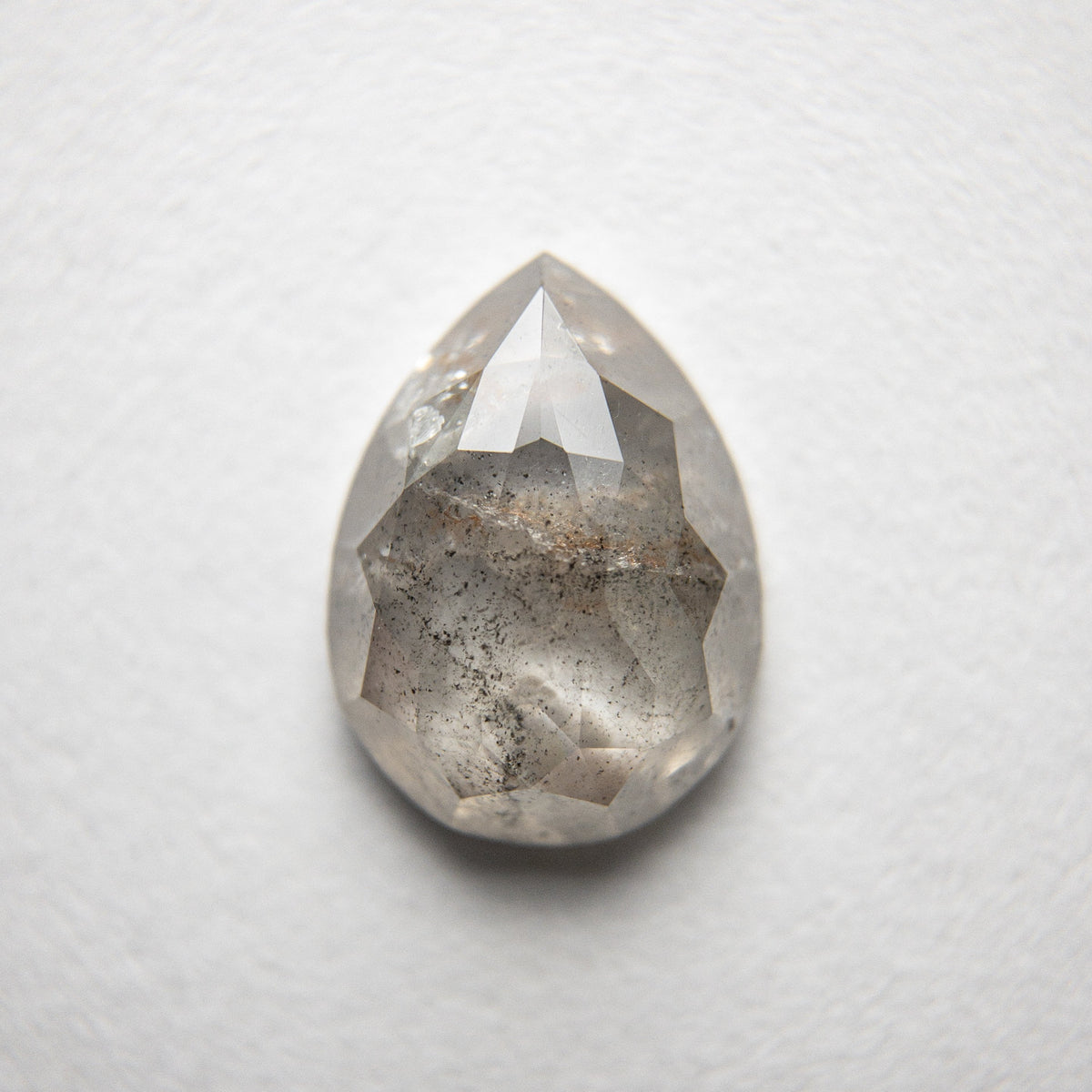 1.63ct 9.46x7.07x2.73mm Pear Rosecut 18293-10