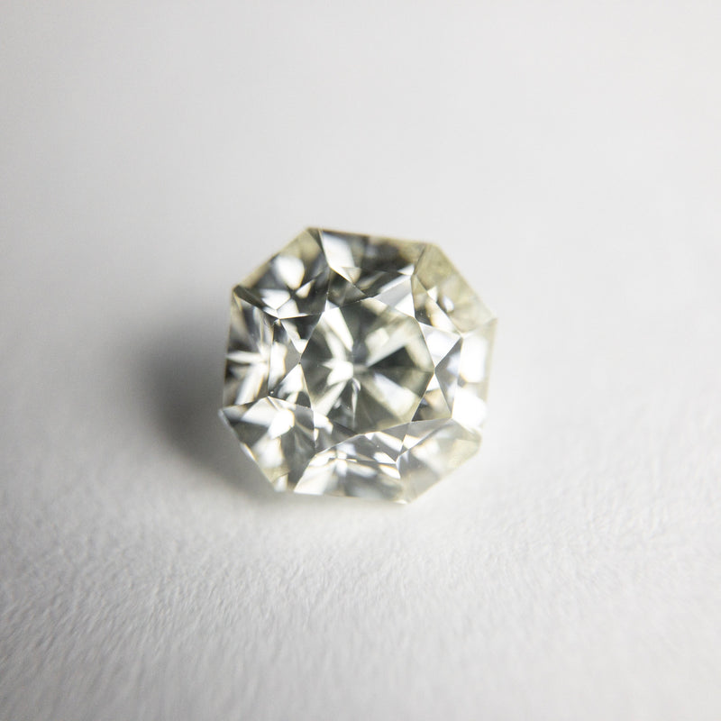 1.21ct 6.20x6.10x4.29mm GIA SI1 M Octagon Brilliant 18330-01