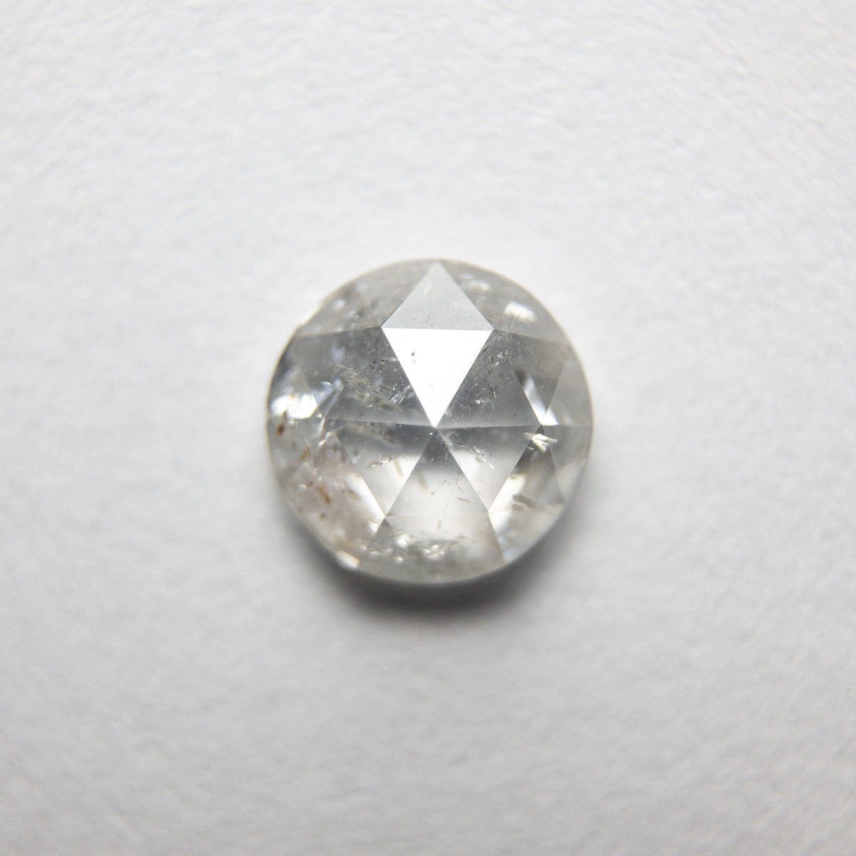 0.78ct 6.12x6.06x2.57mm Round Rosecut 18351-01