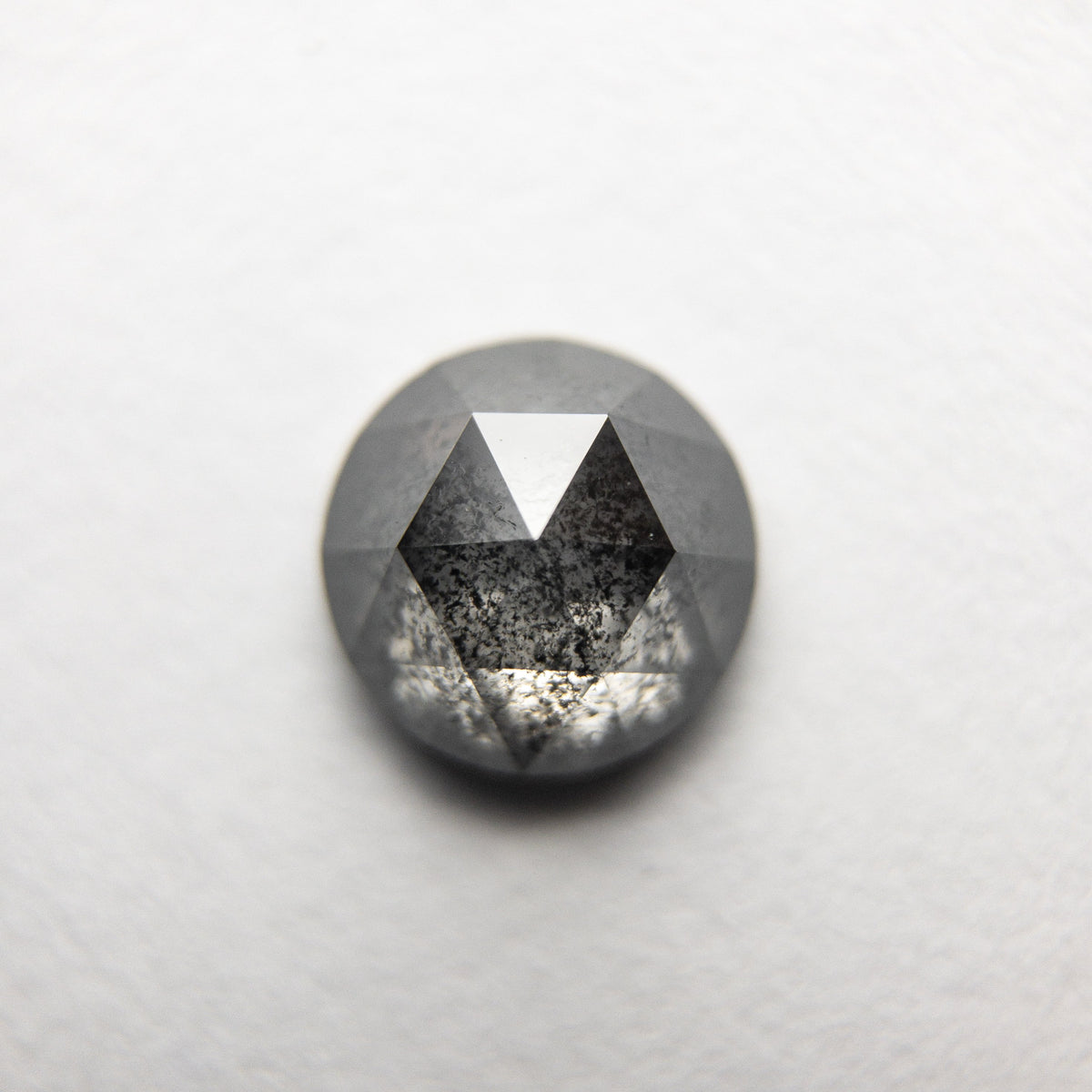 0.98ct 6.09x6.06x3.05mm Round Rosecut 18352-06