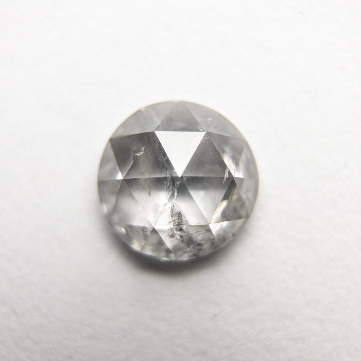 0.96ct 6.57x6.63x2.70mm Round Rosecut 18352-08