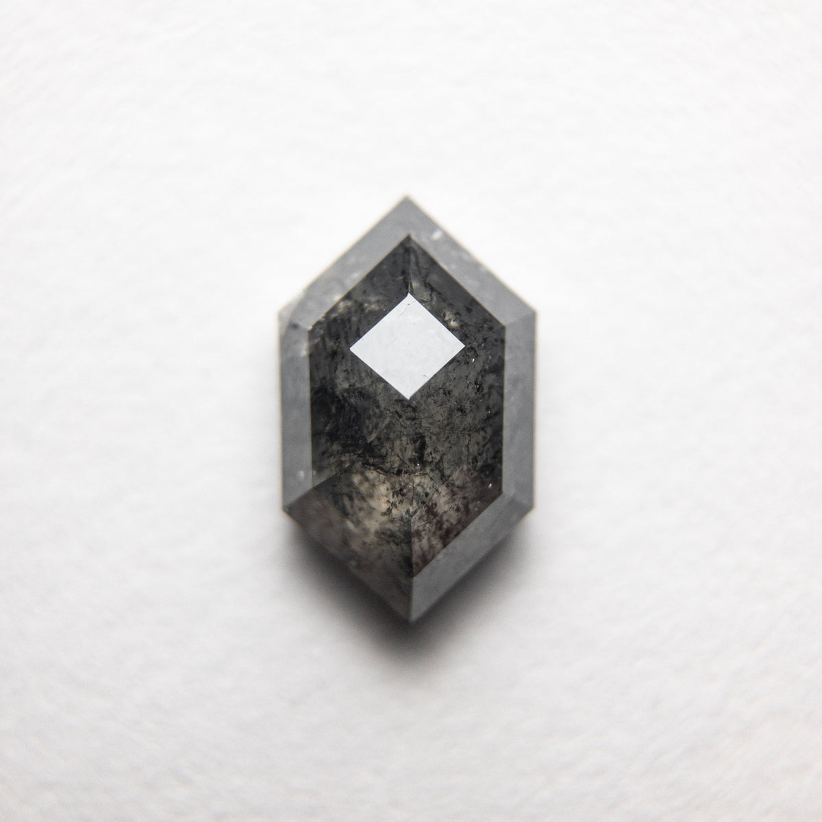 1.04ct 8.57x5.24x2.84mm Hexagon Rosecut 18366-08