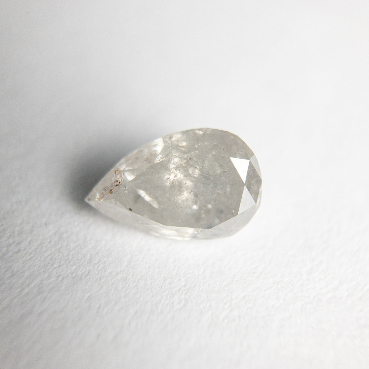 0.88ct 7.67x4.95x3.48mm Pear Brilliant 18386-13