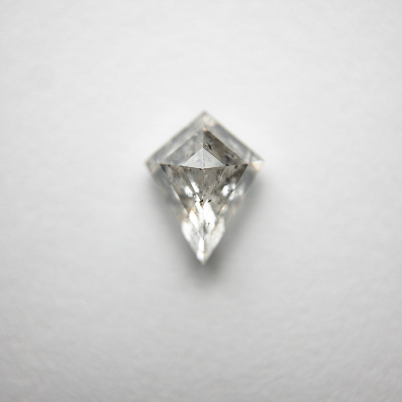 0.92ct 7.40x5.79x3.85mm Kite Rosecut 18387-02