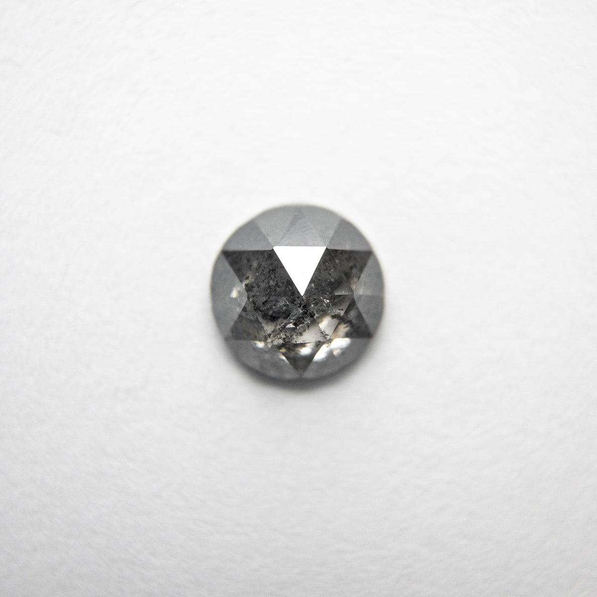 0.60ct 6.63x5.59x2.40mm Round Rosecut 18434-12