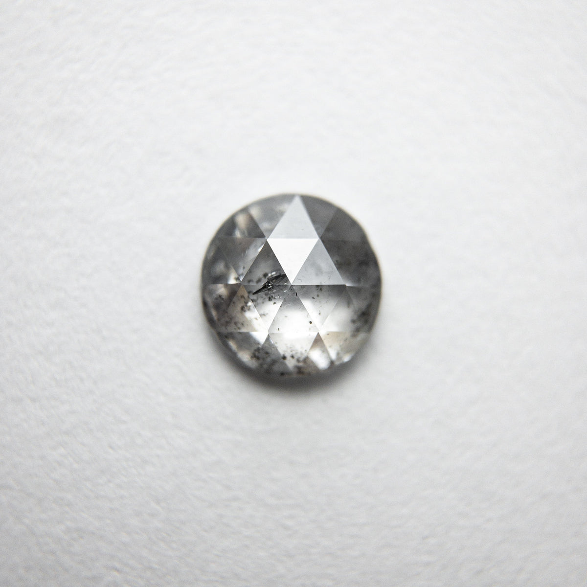 0.67ct 6.02x5.94x2.26mm Round Rosecut 18434-13
