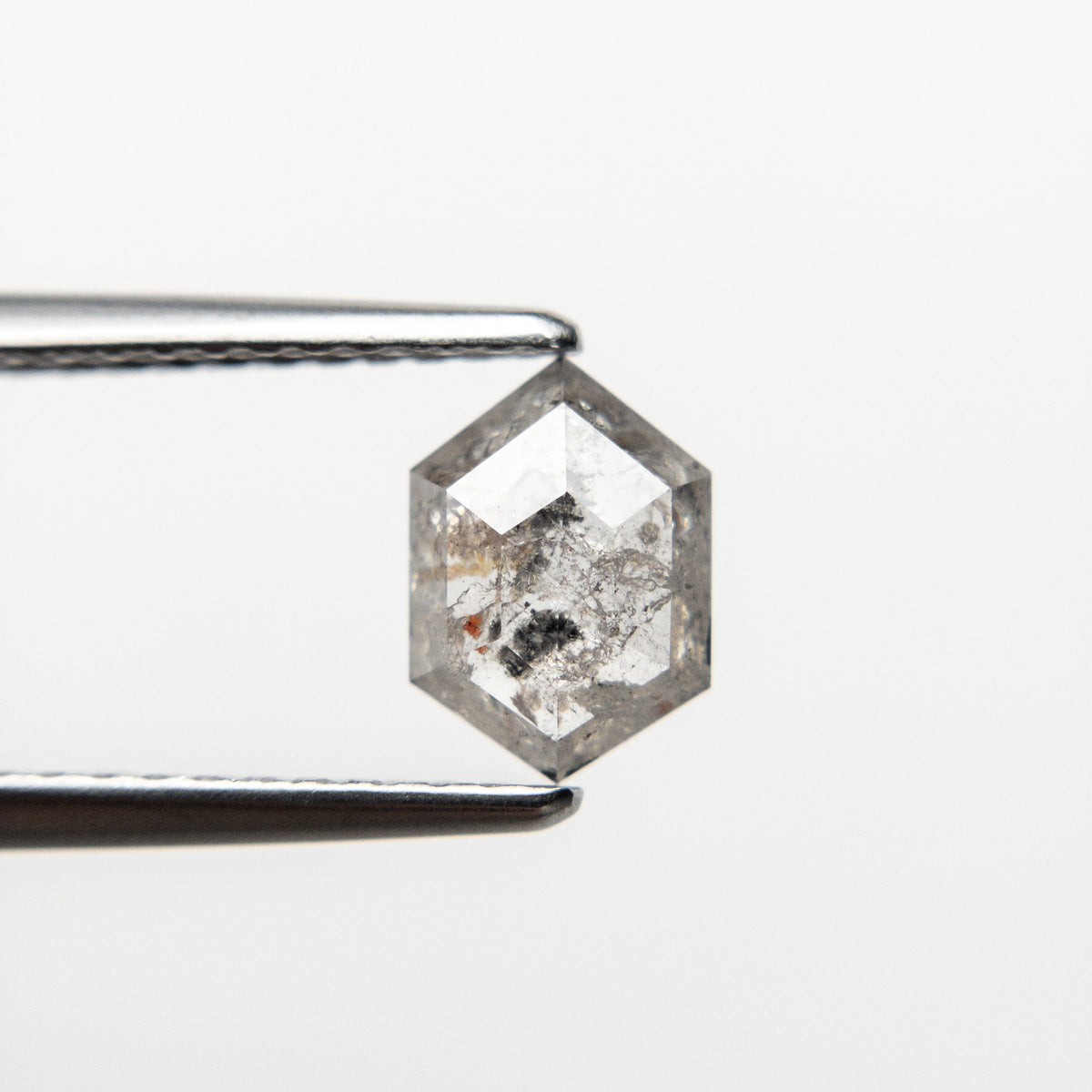 0.67ct 7.37x5.20x2.03mm Hexagon Rosecut 18451-03