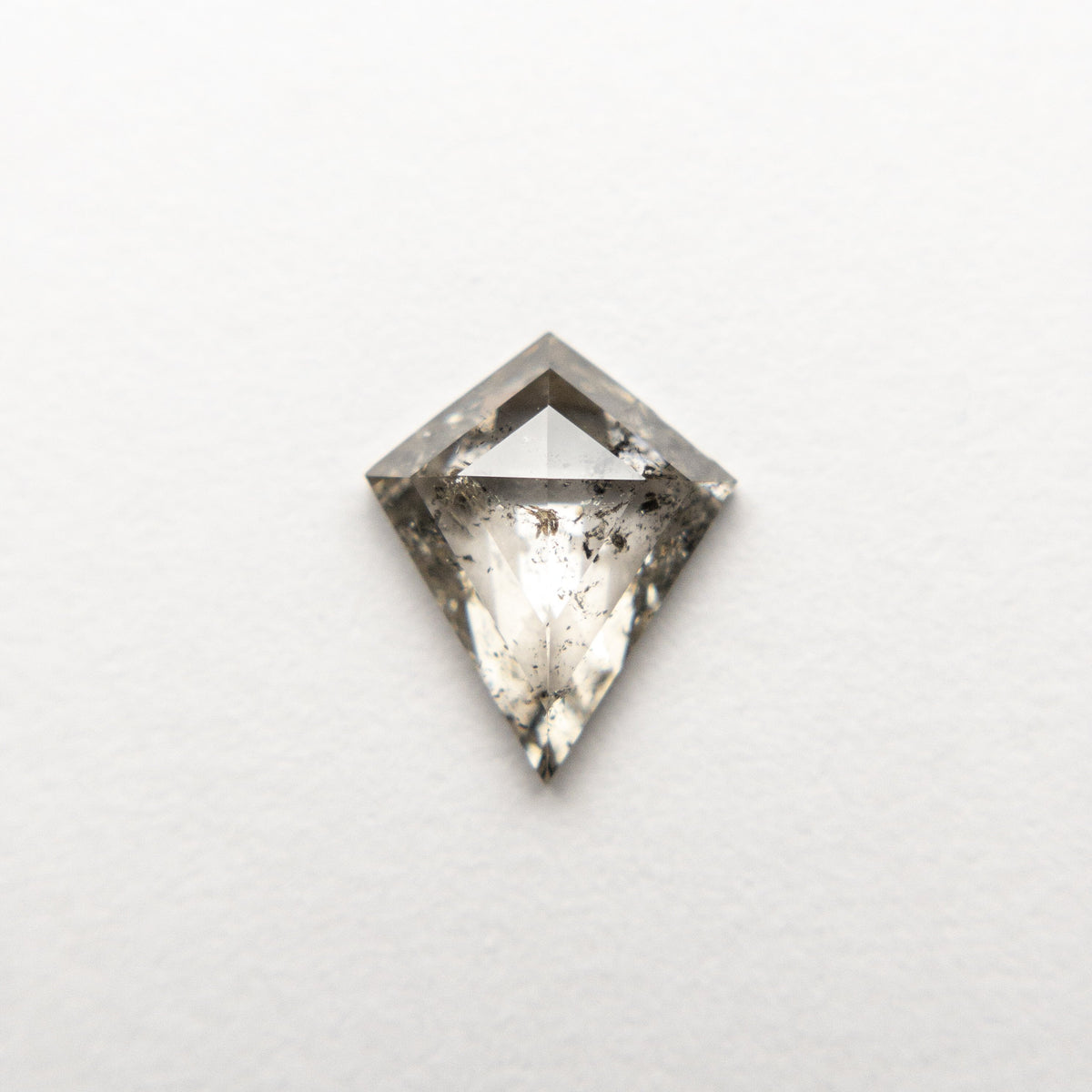 0.63ct 7.72x6.33x2.18mm Kite Rosecut 18456-10