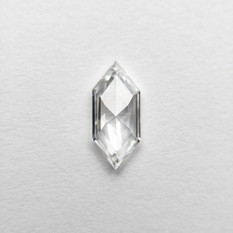 0.50ct 8.88x3.89x1.87mm VS1 E Hexagon Rosecut 18458-02