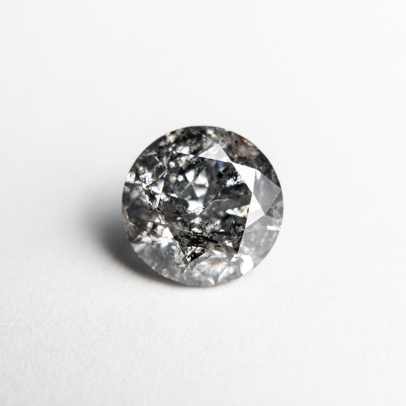 1.52ct 7.29x7.24x4.43mm Round Brilliant 18459-01