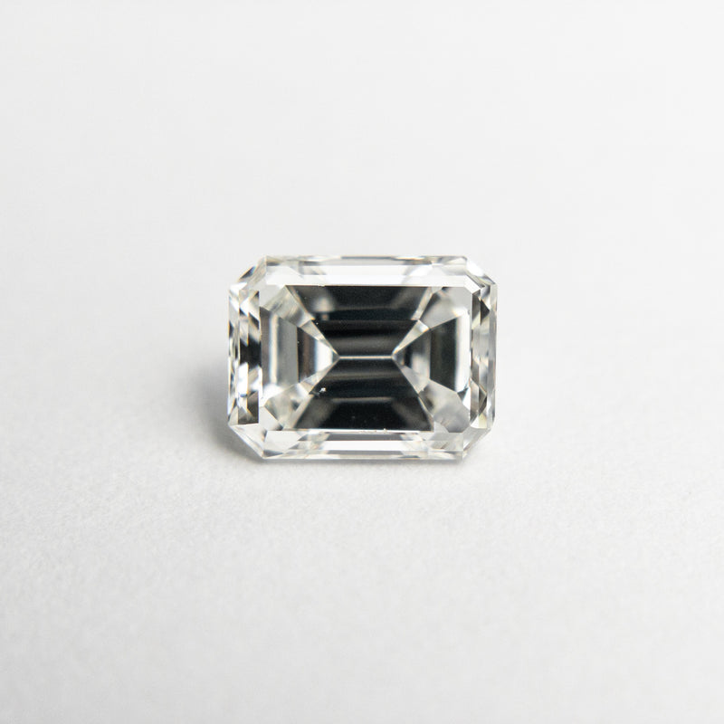 1.03ct 6.76x5.13x3.51mm GIA VS2 I Antique Emerald Cut 18621-01