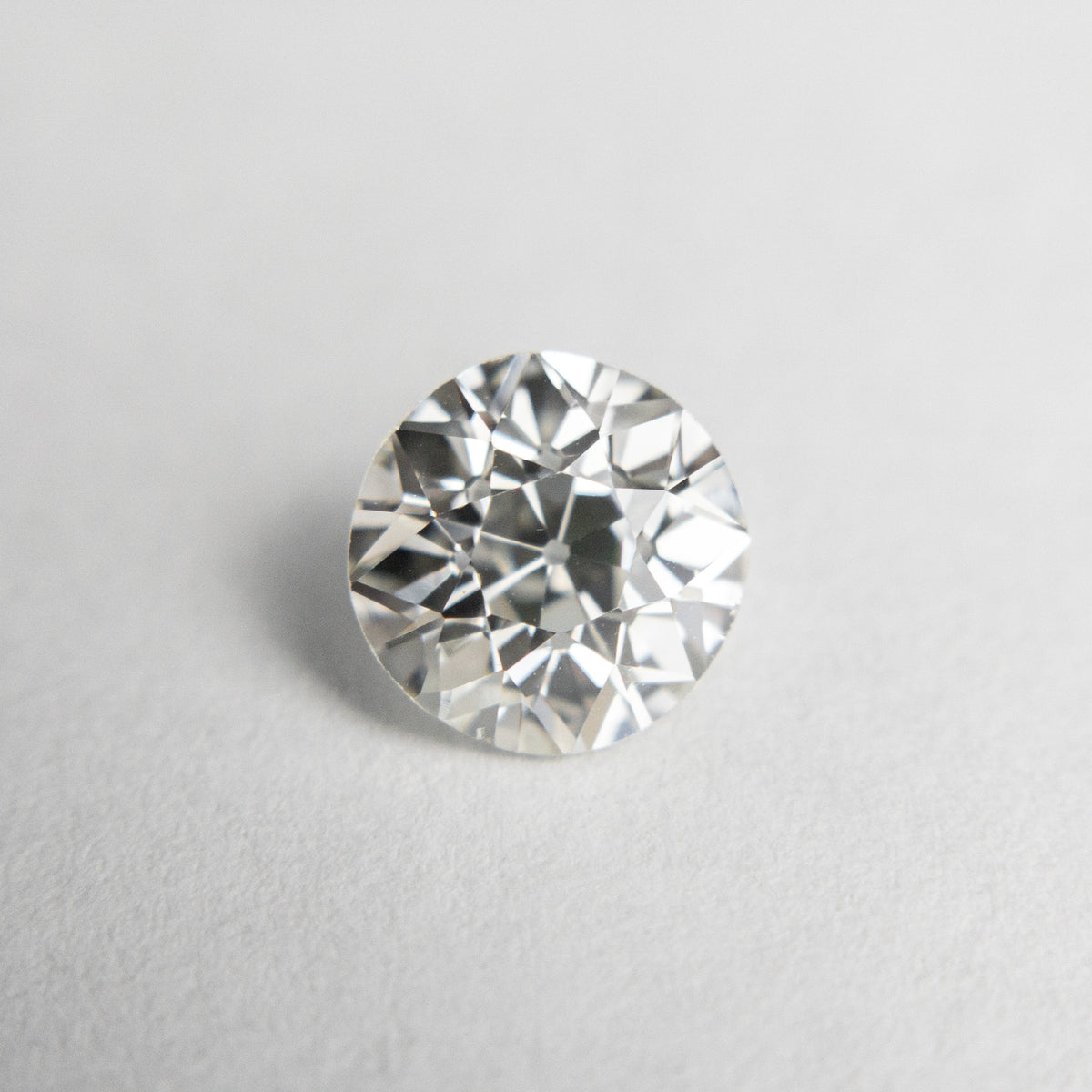1.20ct 6.77x6.61x4.49mm GIA VS2 J Antique Old European Cut 18648-01