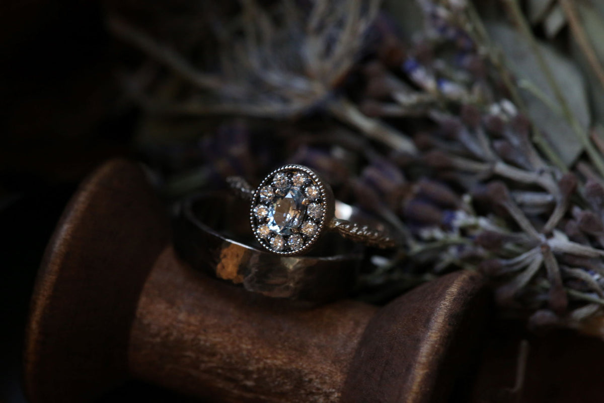 The Amaranth in Winter Ring