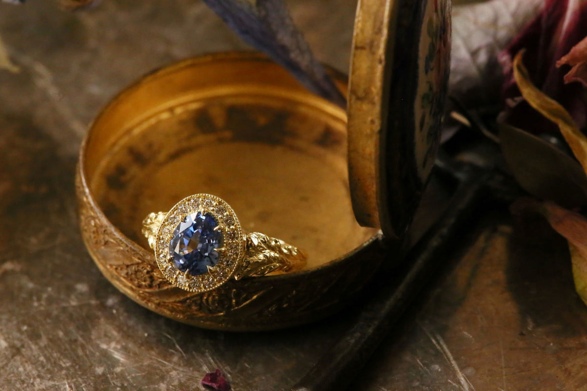 The Grotto Ring