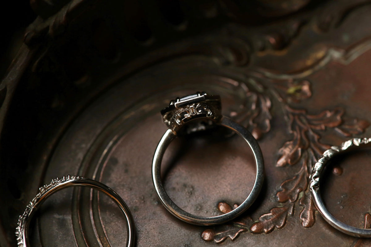 The Petrichor Ring
