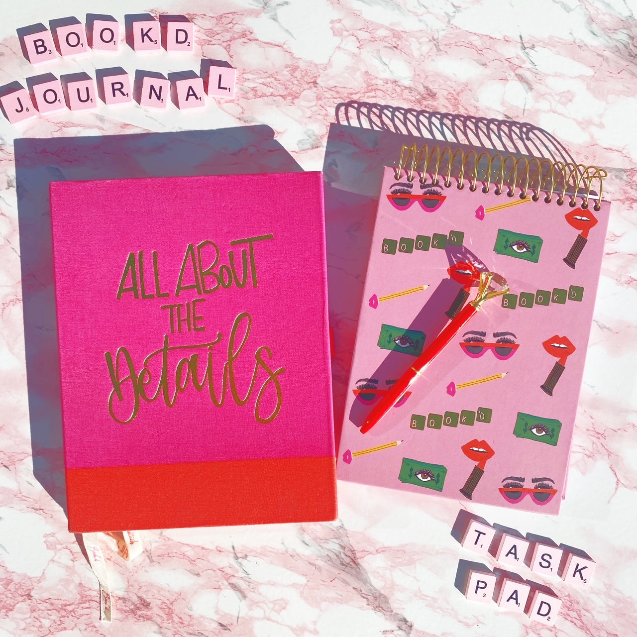 """All About the Details"" Journal Set"