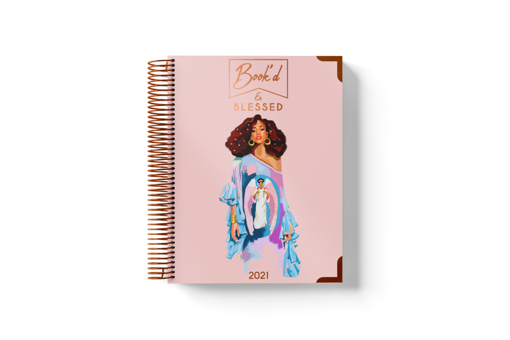 2021 Book'd & Blessed Planner Kit