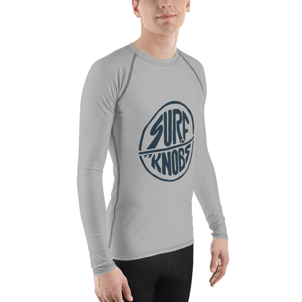 Men's Rash Guard - Surf Knobs