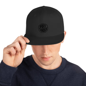 Snapback Hat - Surf Knobs