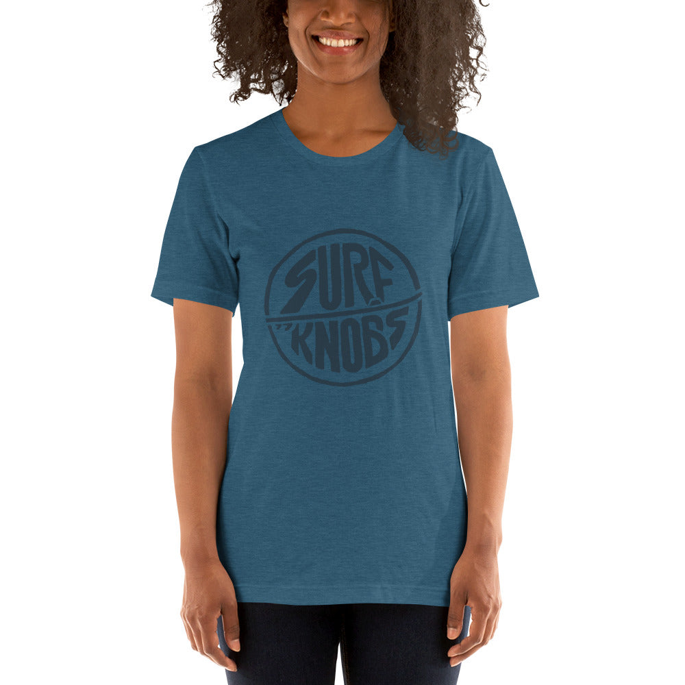 Short-Sleeve Unisex T-Shirt - Surf Knobs