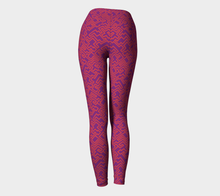 Load image into Gallery viewer, My Team High-Waist Compression Legging