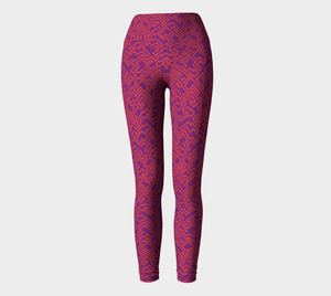 My Team High-Waist Compression Legging