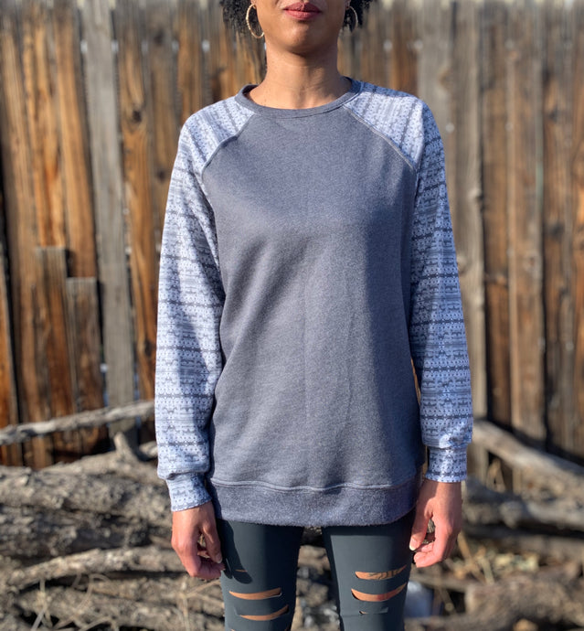 Gray Anatomy Crewneck Sweater