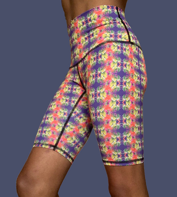 Wildflower Bike Shorts