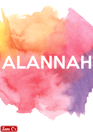 Alannah Name Meaning And Origin