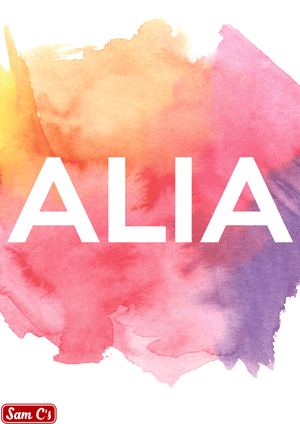 Alia Name Meaning And Origin