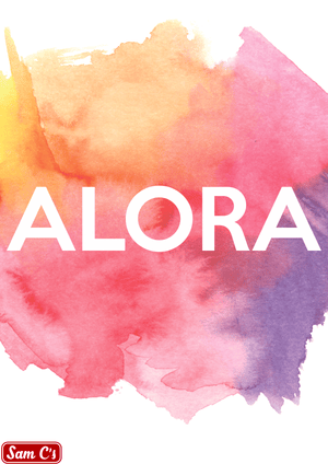Alora Name Meaning And Origin