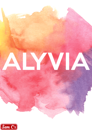 Alyvia Name Meaning And Origin